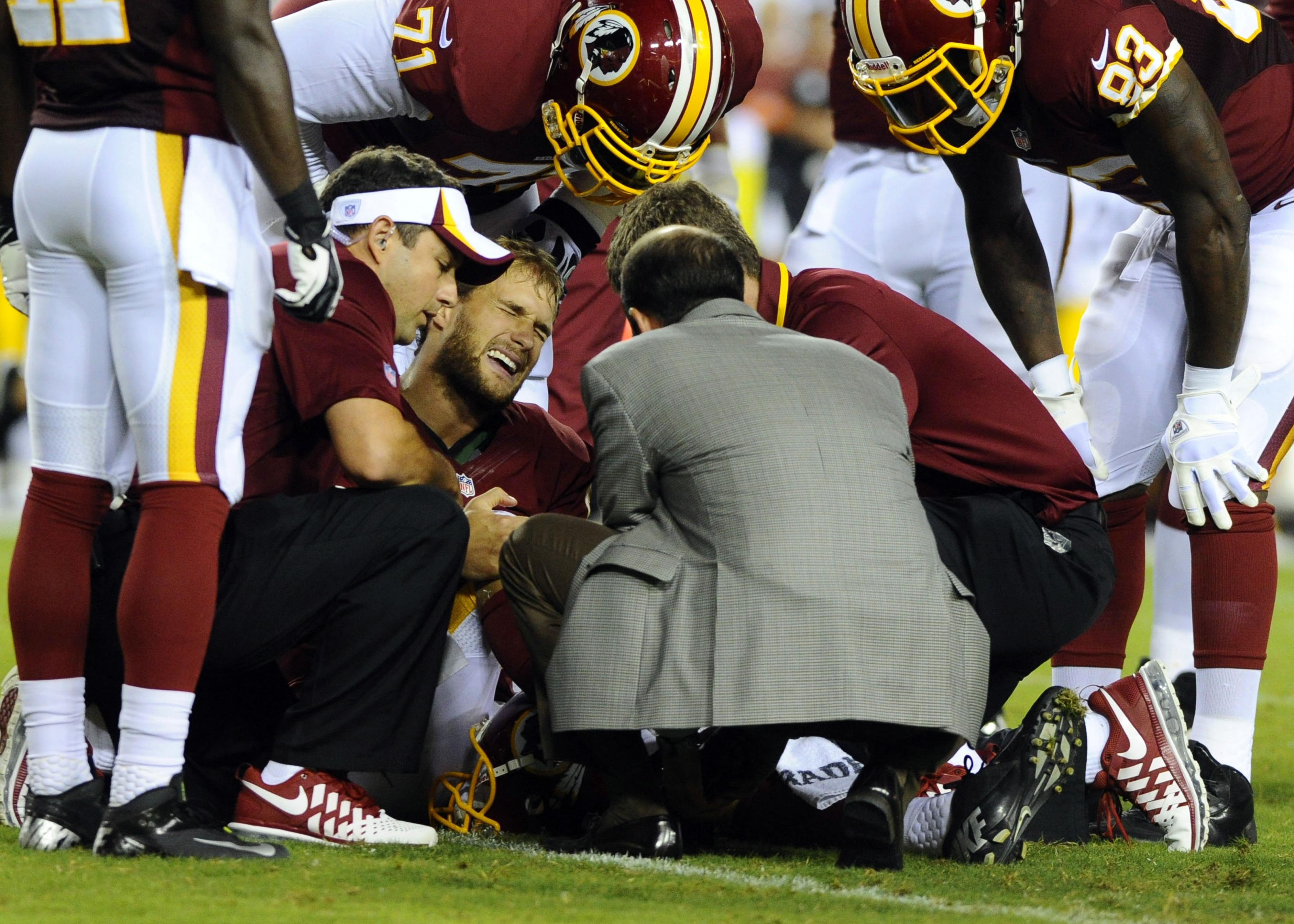 Steelers vs. Redskins final score: Washington wins but suffers 4 key injuries