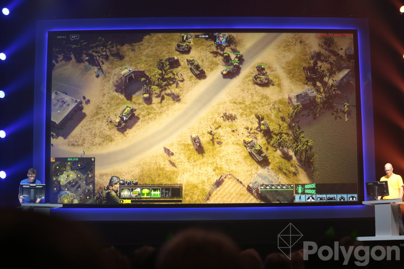 Command & Conquer will feature solo, co-op story-driven episodic content