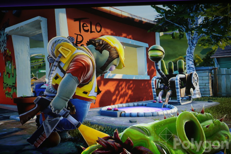 Plants vs. Zombies: Garden Warfare includes playable zombies, new Boss Mode