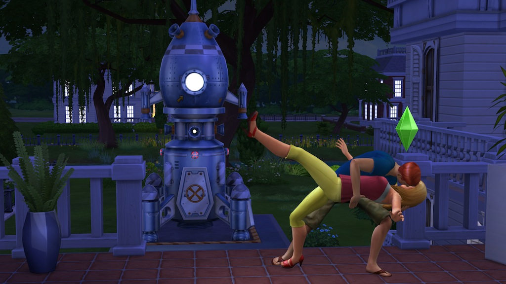 The Sims 4 levels up the emotion with new SmartSim (update: can play offline)