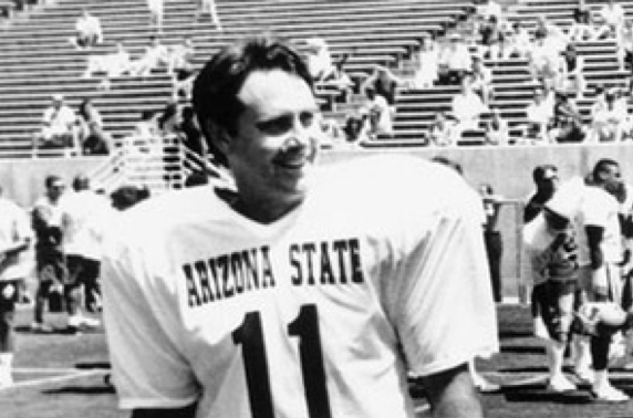 Danny White is one of the top five players in ASU history.