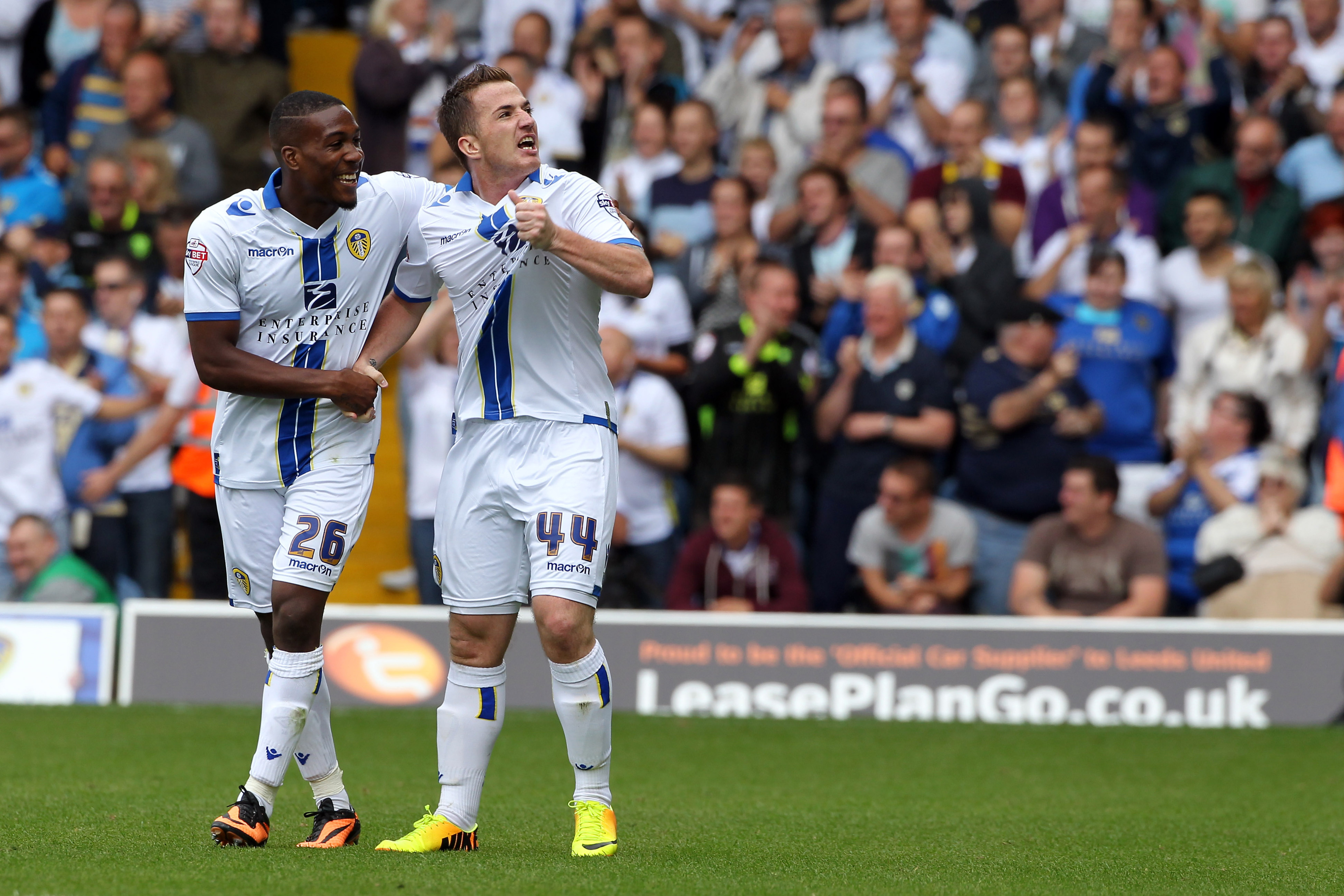 Do GFH want the shirt of Ross McCormack's back?