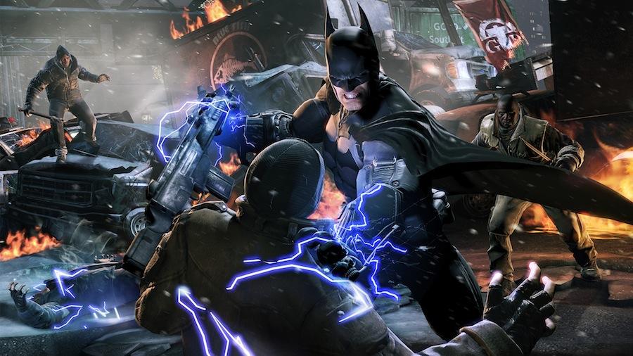 Batman: Arkham Origins: your costumes will define you