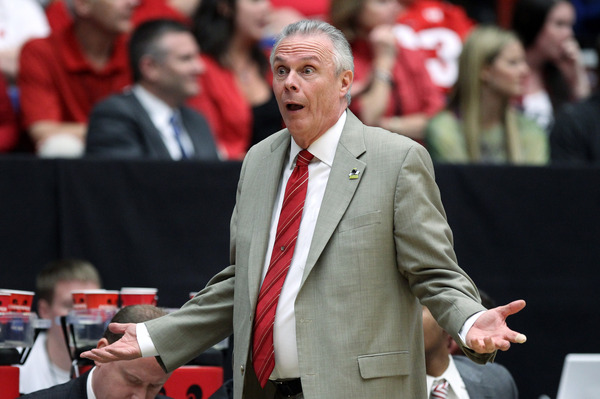 Wisconsin's Bo Ryan must have had this expression when his Badgers got spanked by the CIS Carleton Ravens ...