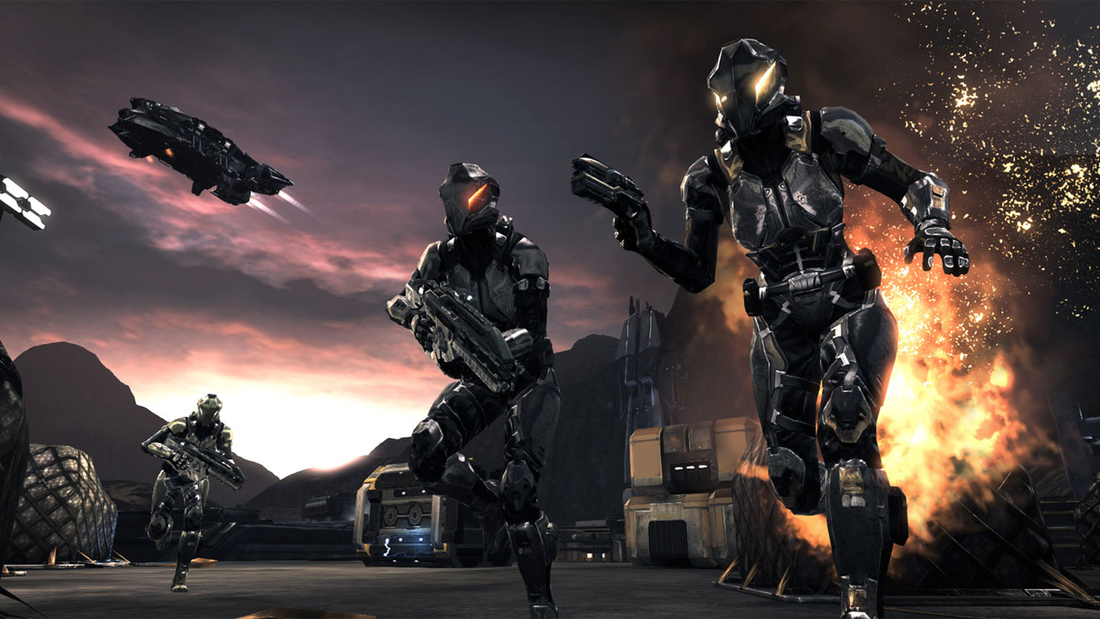 Dust 514 is getting its biggest update yet on Sept. 3