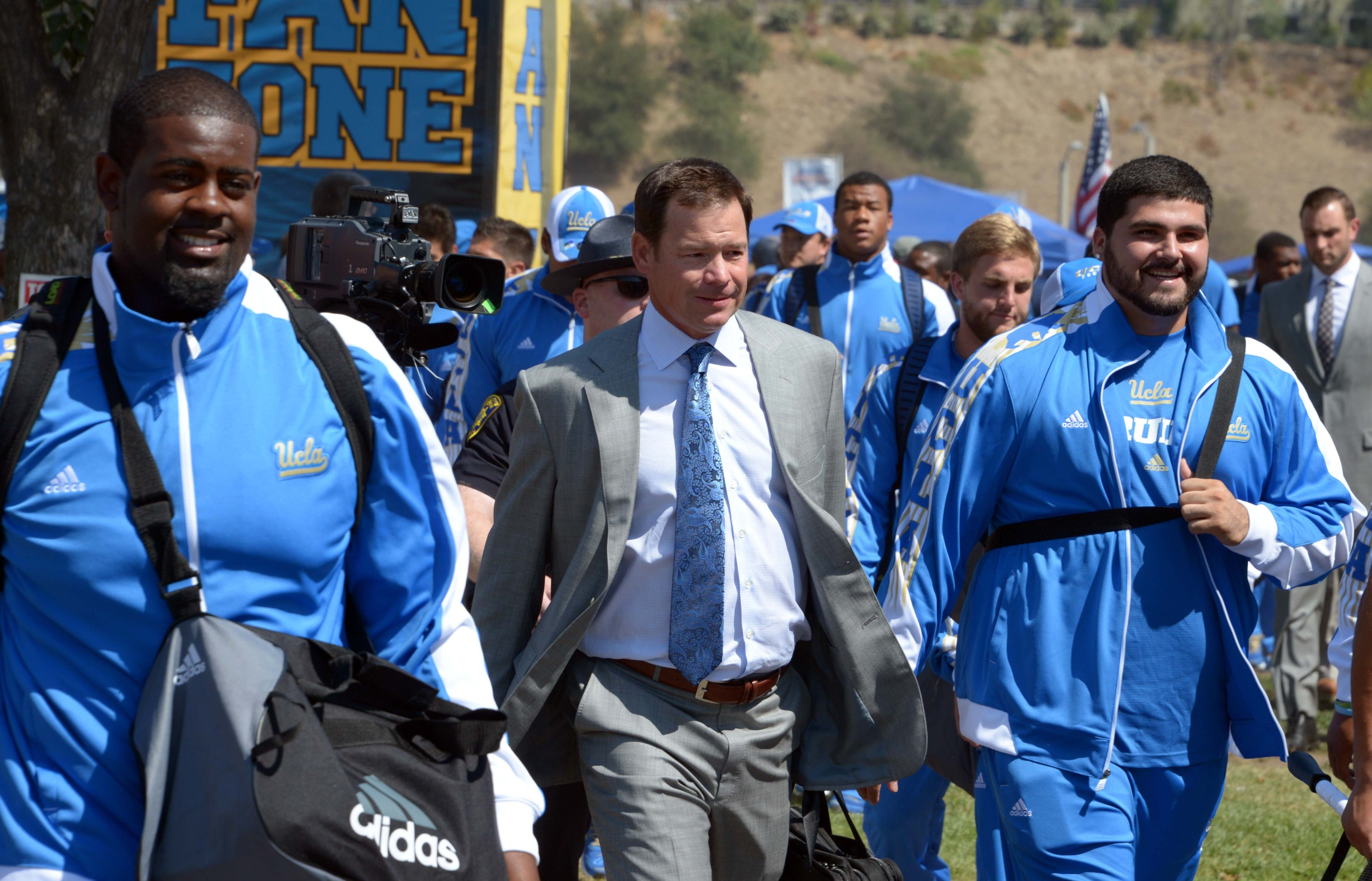 Jim Mora worked hard last year to change the football culture at UCLA.