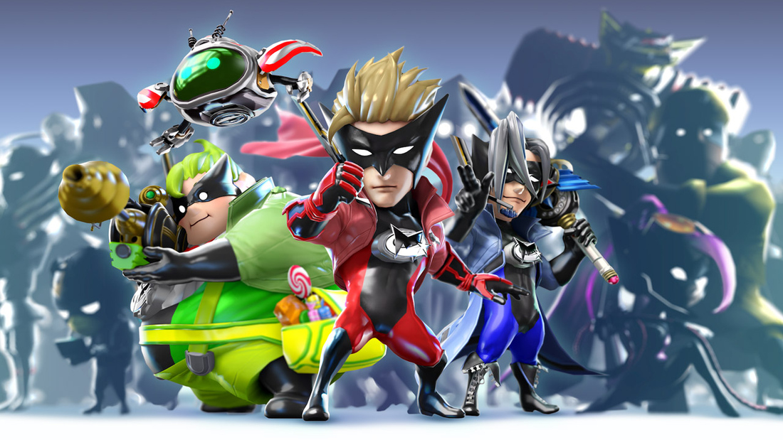 The Wonderful 101 originally conceived as a game featuring Nintendo all-stars