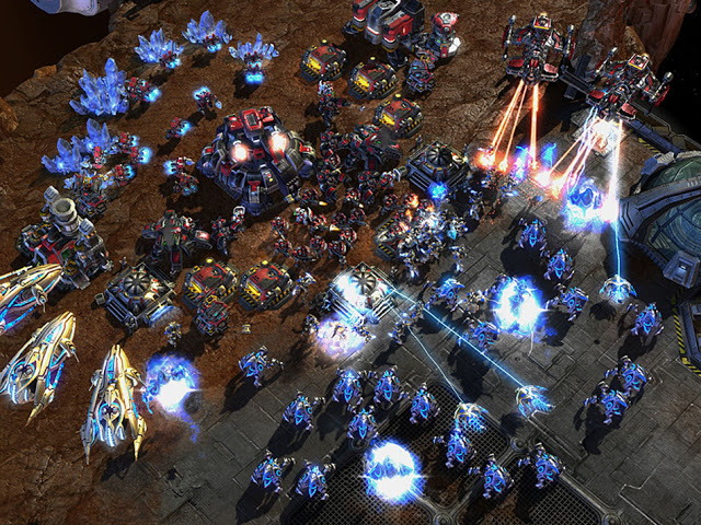 StarCraft makes you smarter, according to research