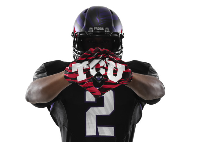 TCU's new football uniforms unveiled