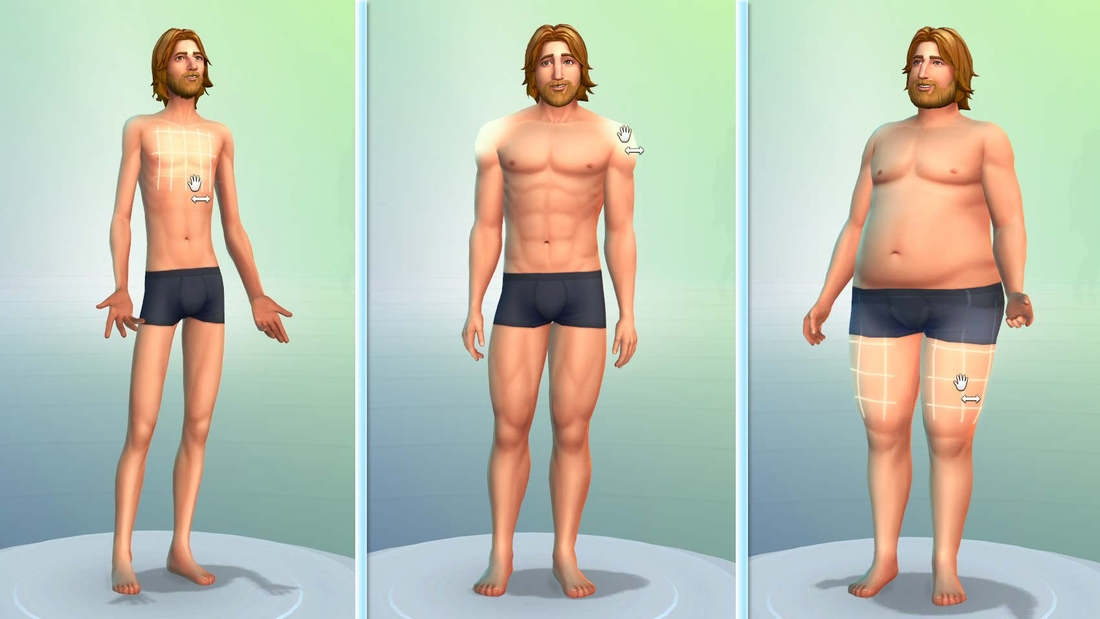 The Sims 4 is a better reflection of who we are as humans today