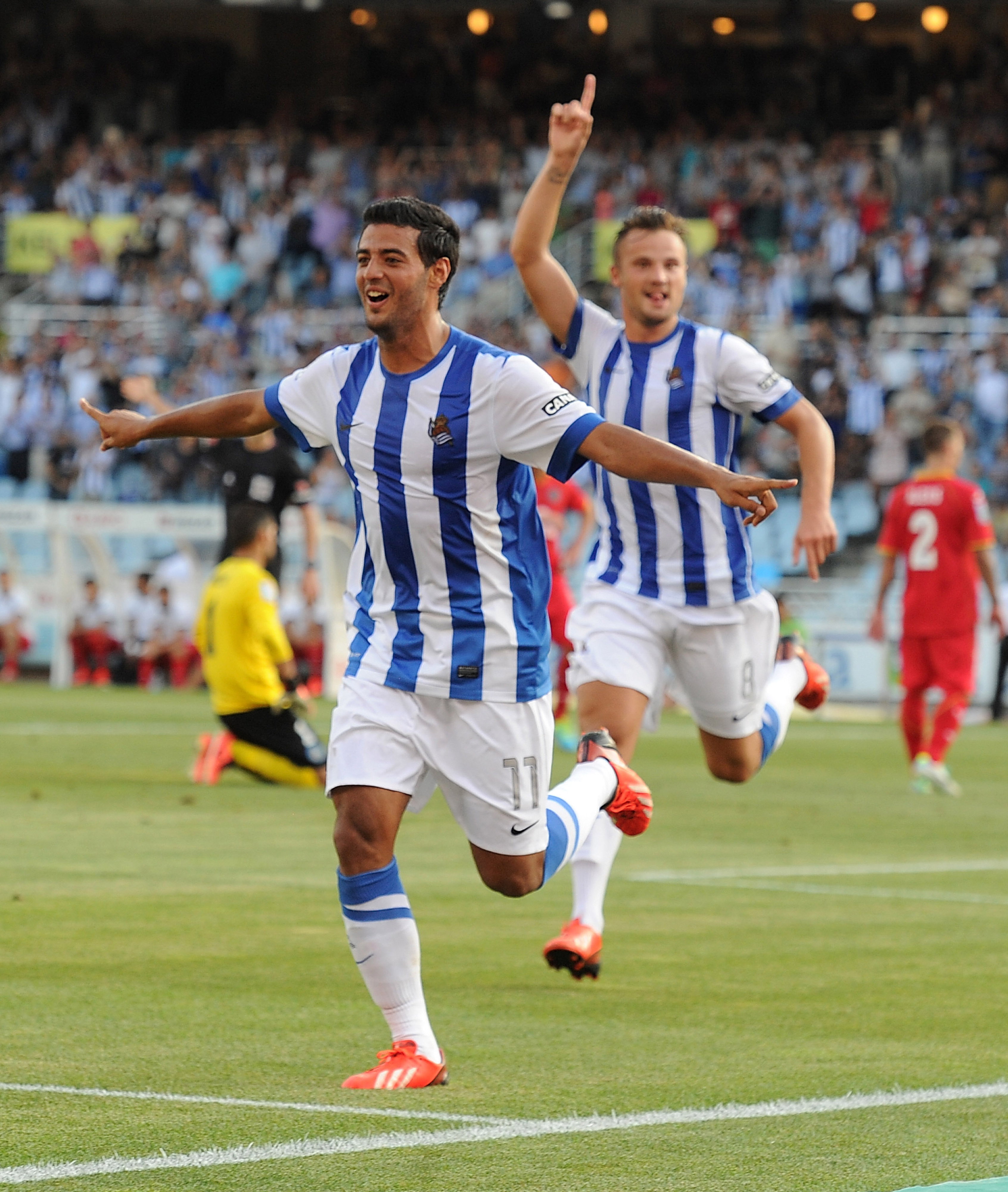 La Liga Saturday: La Real struggle to a draw against Elche, Espanyol and Villarreal win