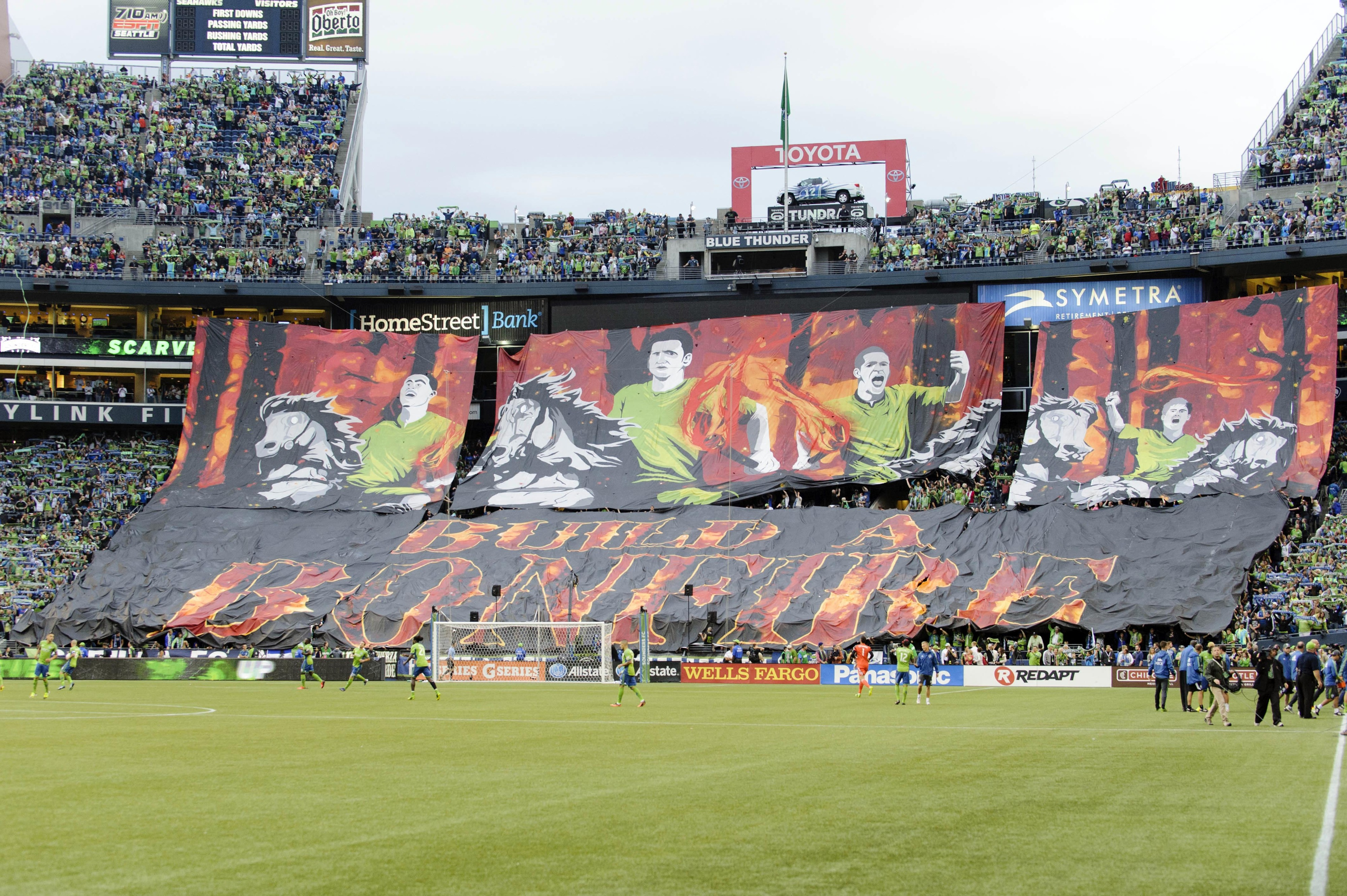 Seattle and Portland show blueprint for supersized MLS