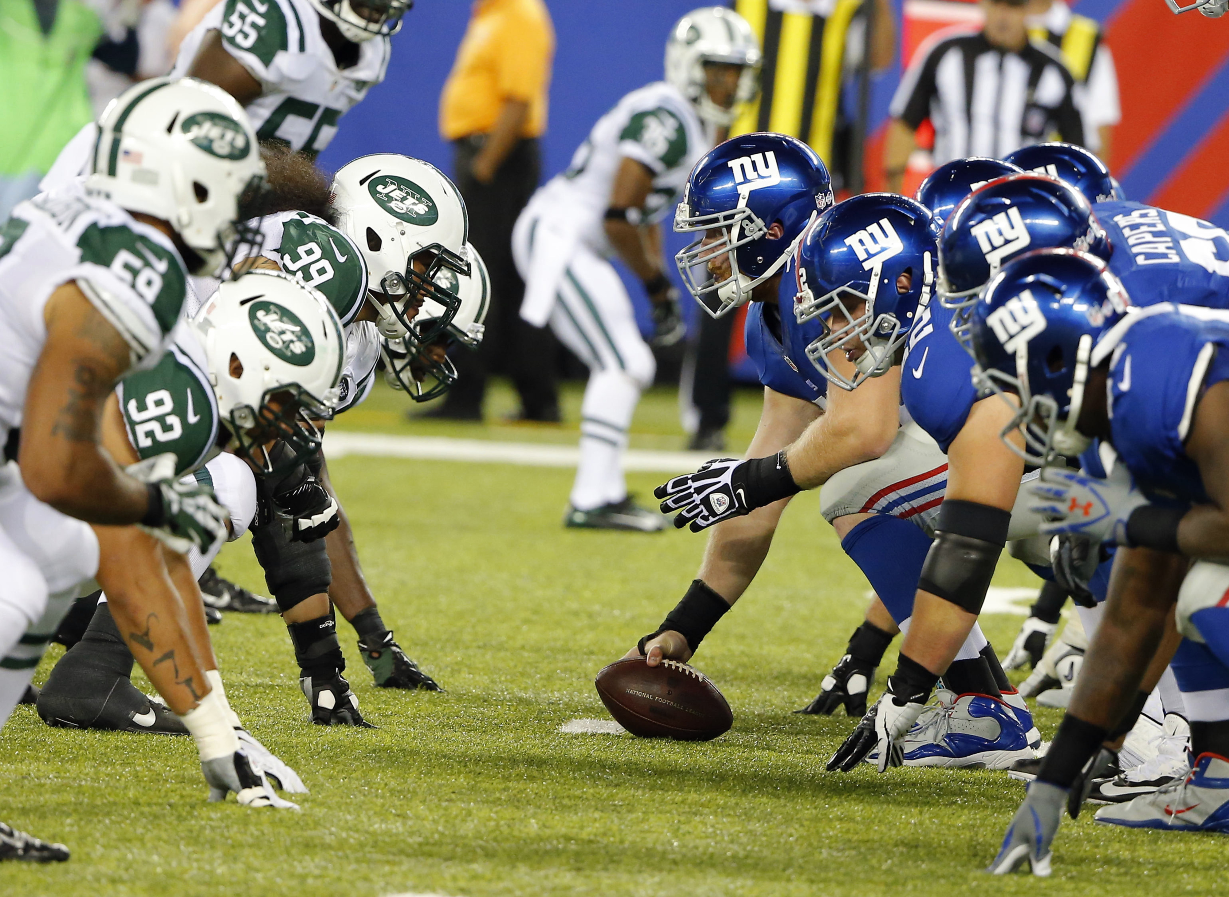 Will the offensive line be shuffled again?