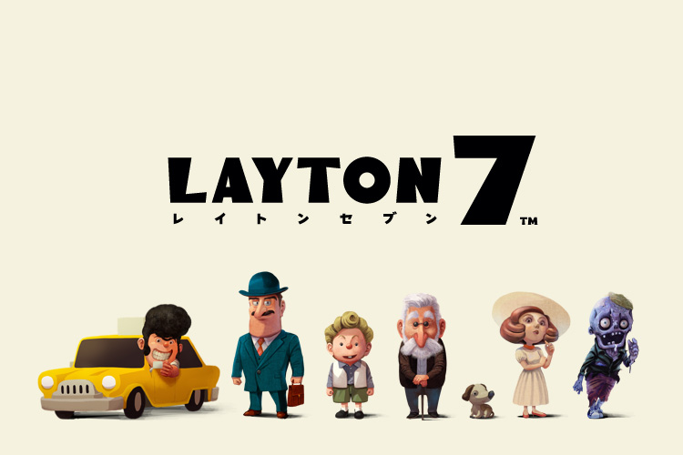 Layton 7 for mobile, 3DS will put a new spin on the series