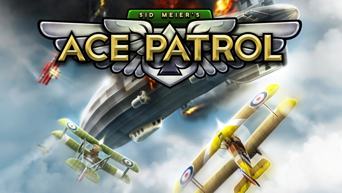Why Sid Meier and Firaxis are bringing Ace Patrol to Steam