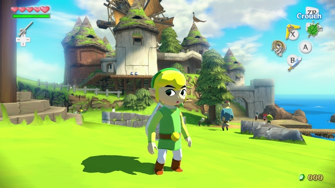 Upcoming Zelda games to be on hand at Seattle concert