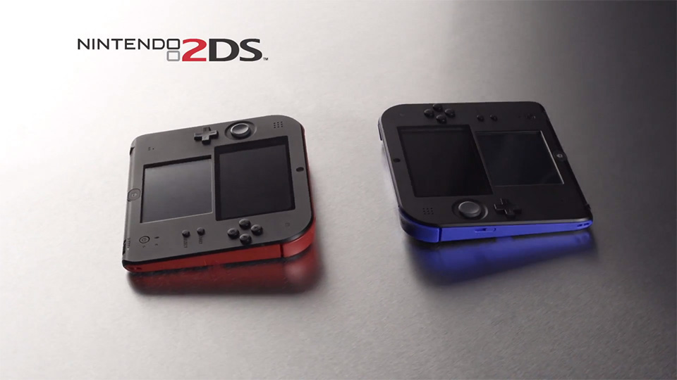 Opinion: Nintendo 2DS proves the company knows its audience