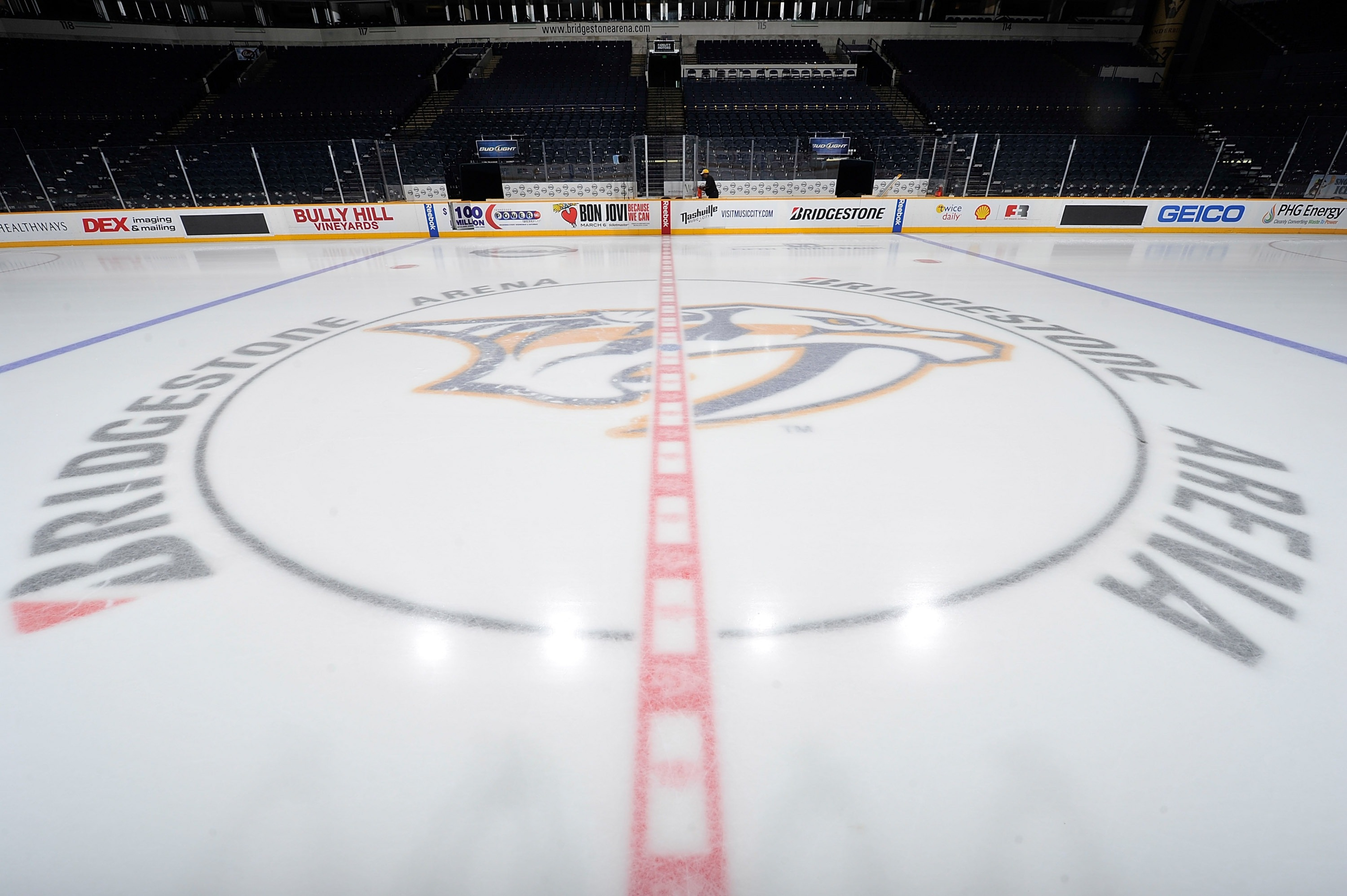 When will the Preds earn a banner to hang over the ice at Bridgestone Arena?