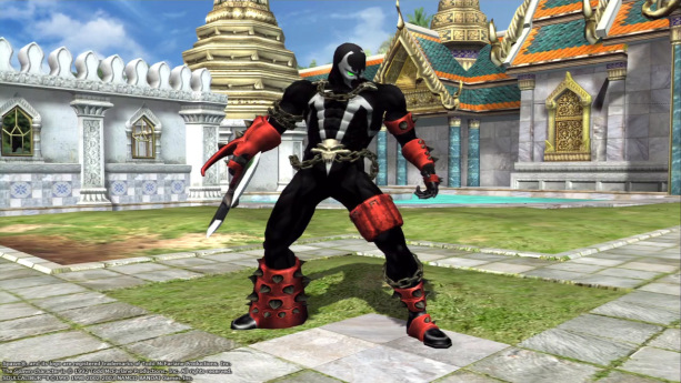 Soulcalibur 2 HD Online getting Spawn and Heihachi on both Xbox 360 and PS3