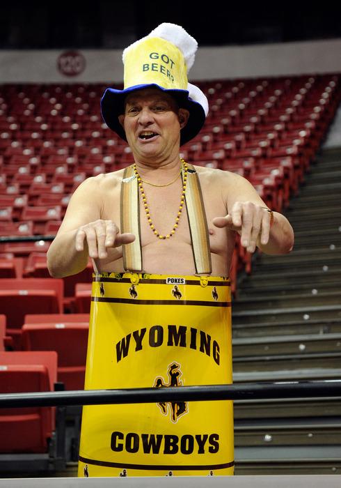 Imagine this guy in the 600 level of Memorial Stadium tomorrow.