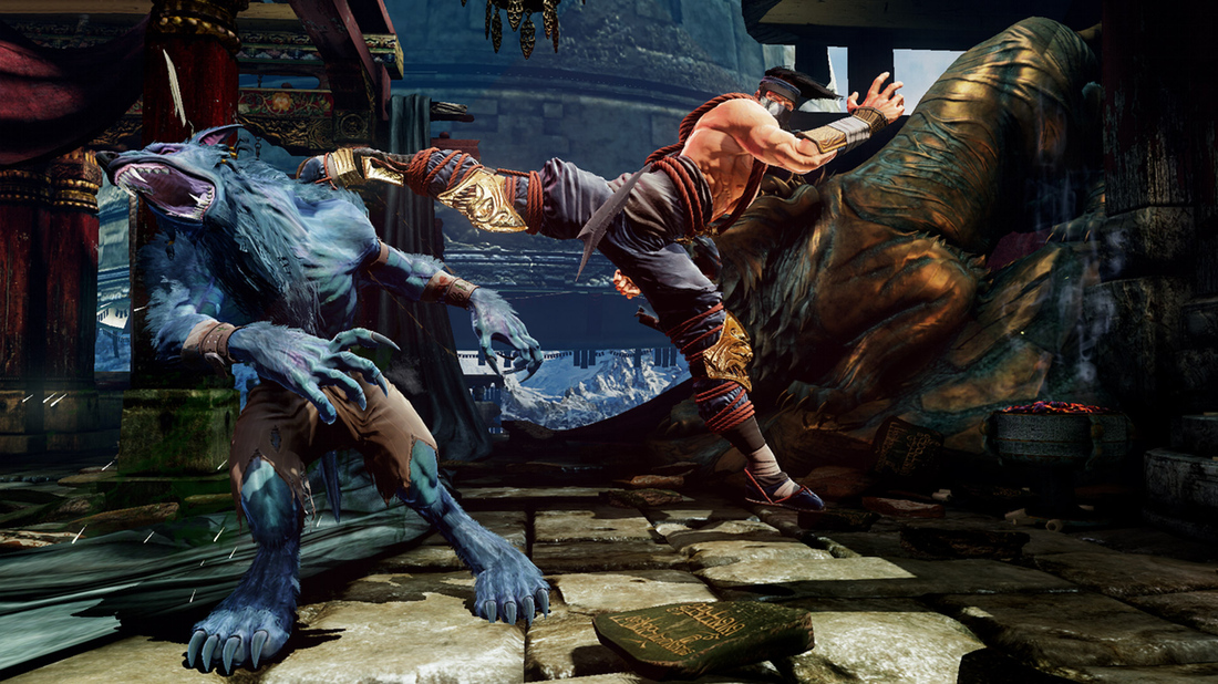 Killer Instinct will modernize and separate fighting styles