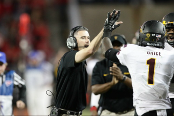 Coach Norvell hopes for some big plays on Thursday against Sacramento State