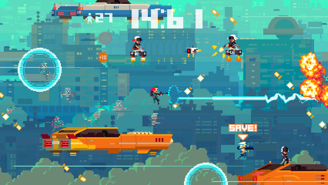 Super Time Force 'feature-locked' and definitely coming in 2013