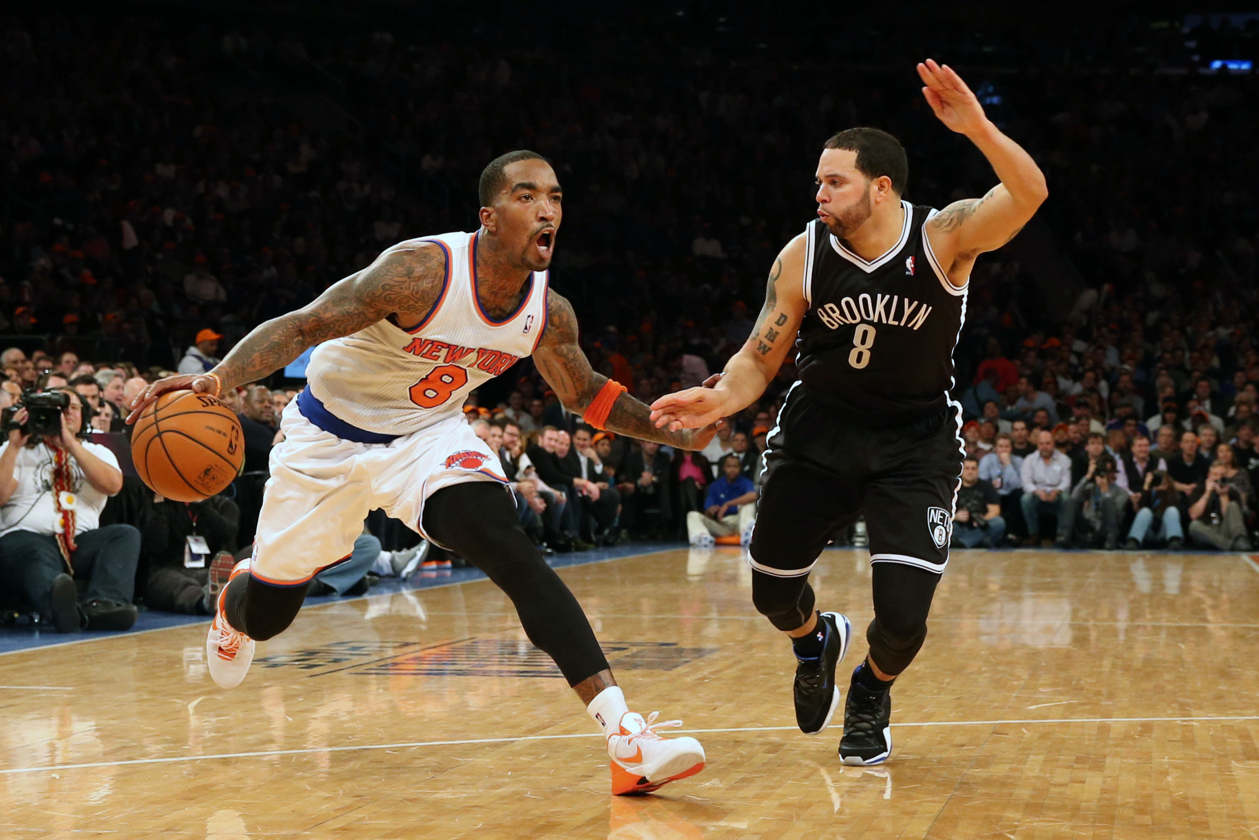 J.R. Smith '100 percent sure' Knicks will win 2014 title