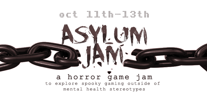 Asylum Jam seeks horror titles without negative depictions of mental illness