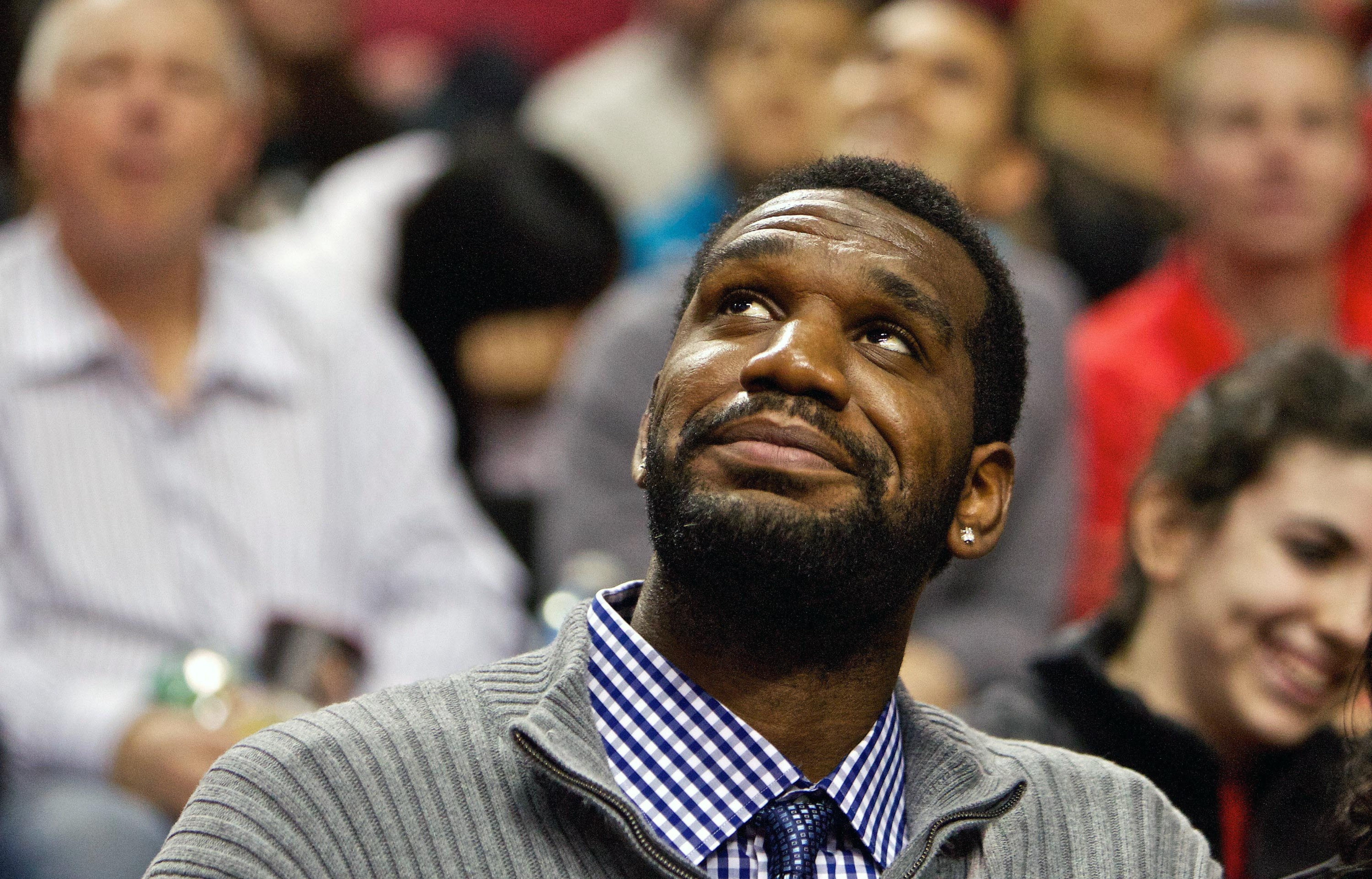 Greg Oden's unofficial rookie campaign.