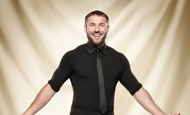 Ben Cohen will dance with stars on Britain's 'Strictly Come Dancing'