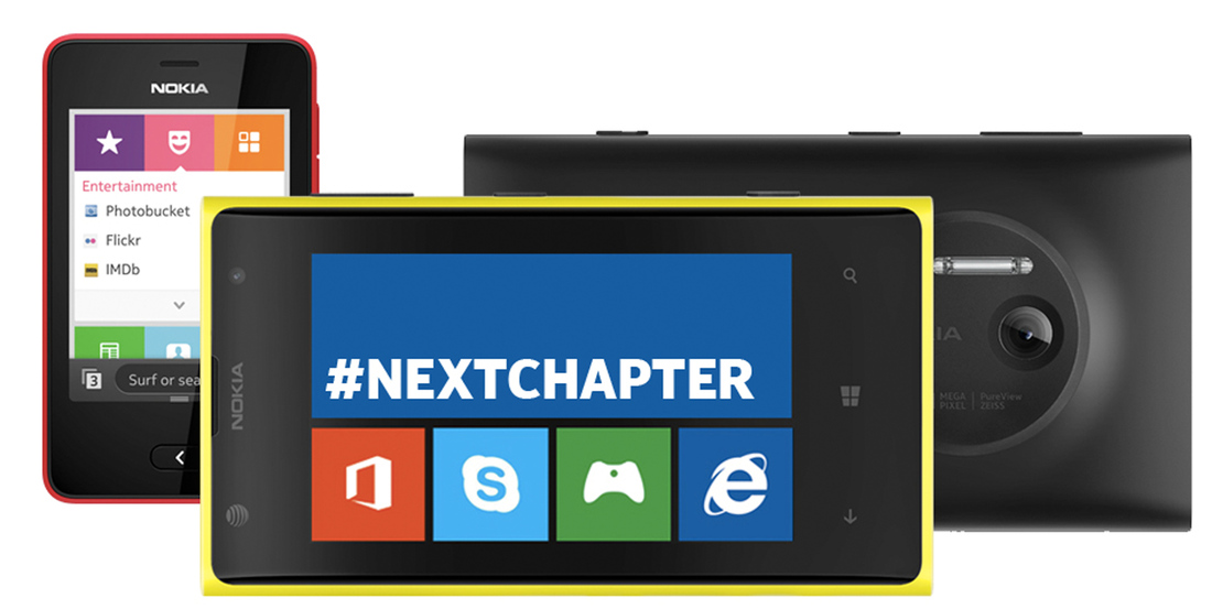Microsoft acquires Nokia devices and services for €5B