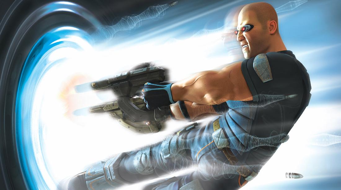 TimeSplitters Rewind is in development for PS4