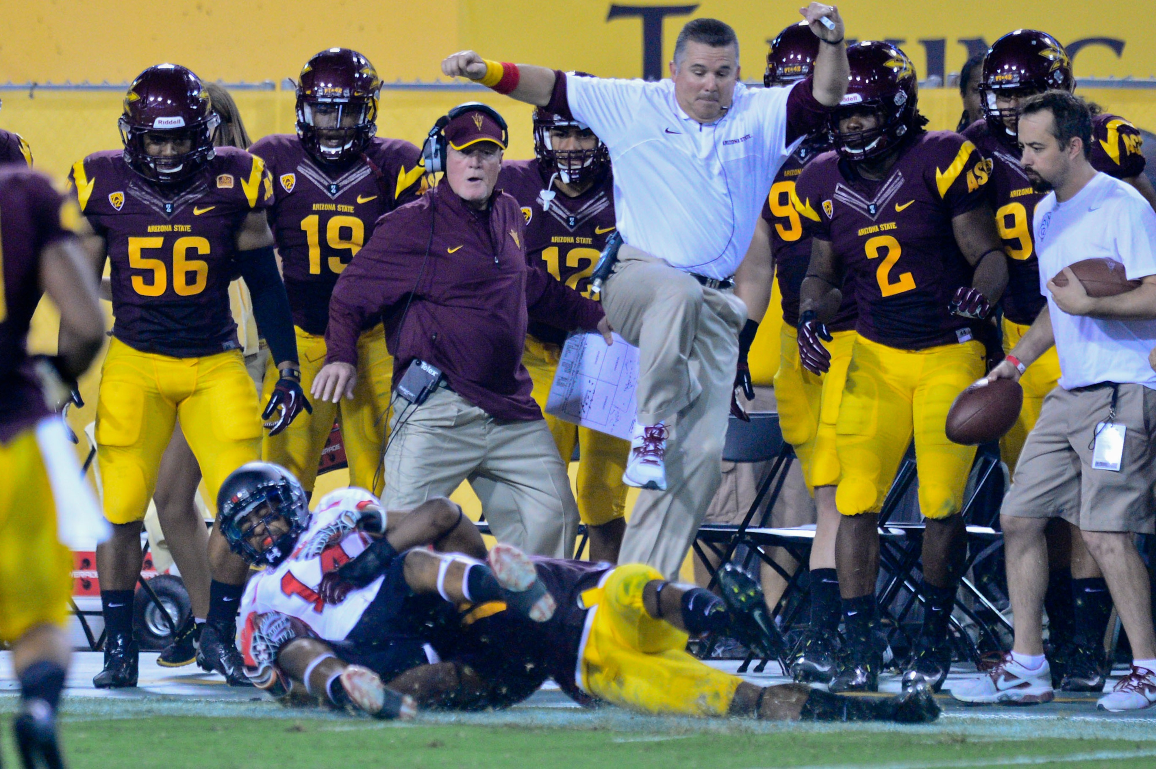 Will Todd Graham dodge another bullet?