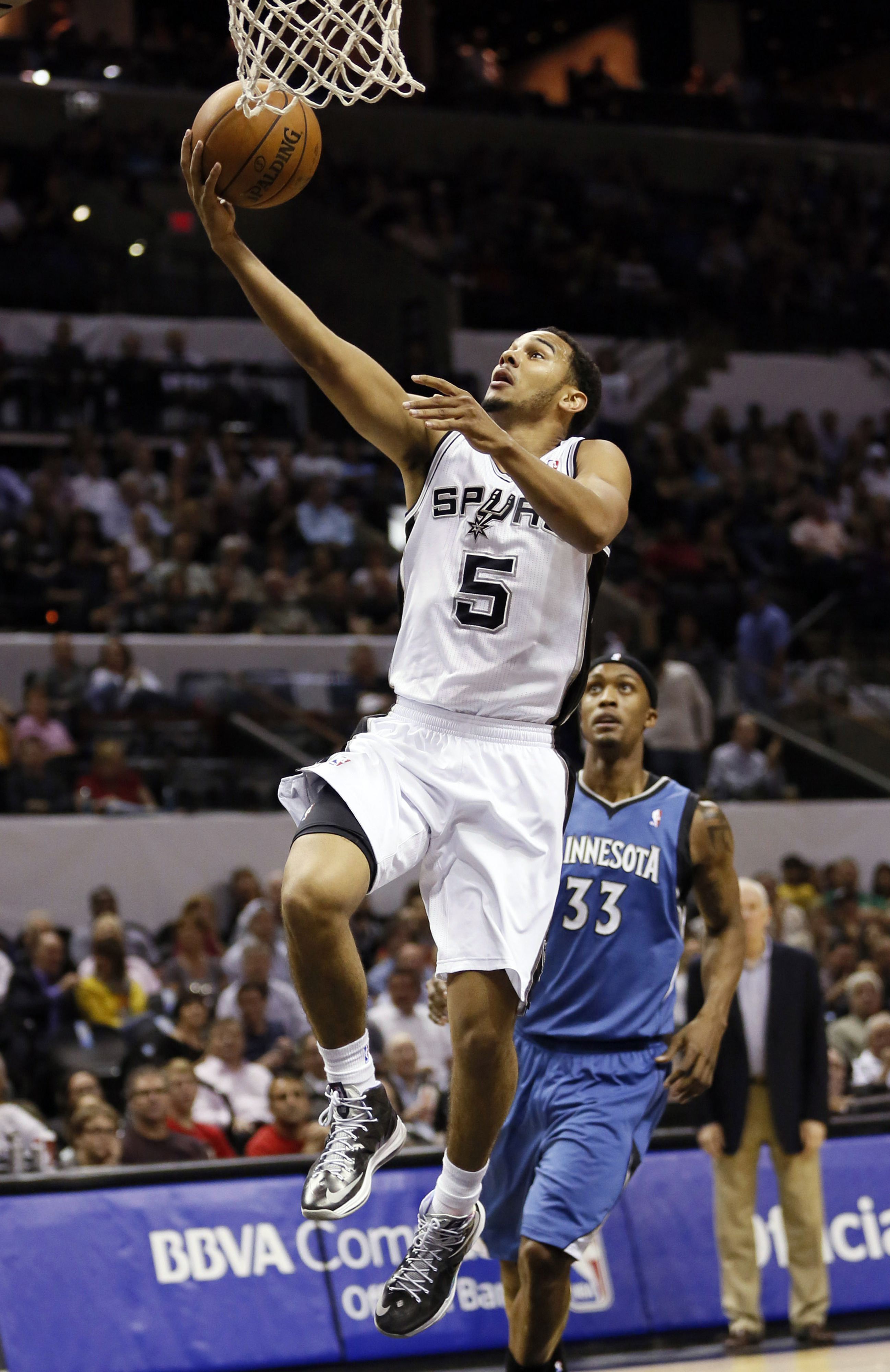 Cory Joseph has been nothing short of spectacular in Venezuela for the SMNT ...