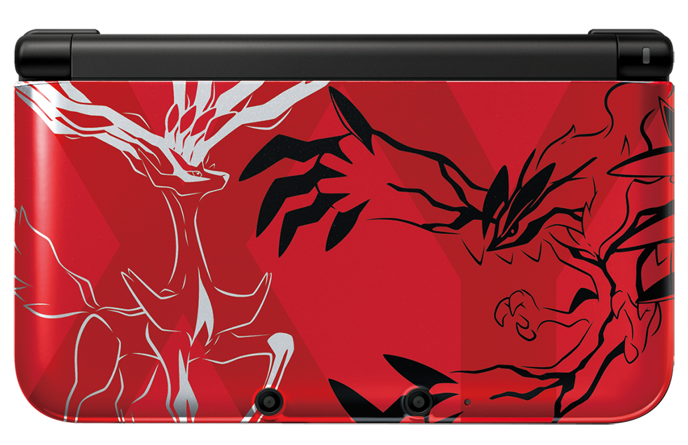 Pokemon X and Y 3DS XLs coming to North America and Europe Sept. 27