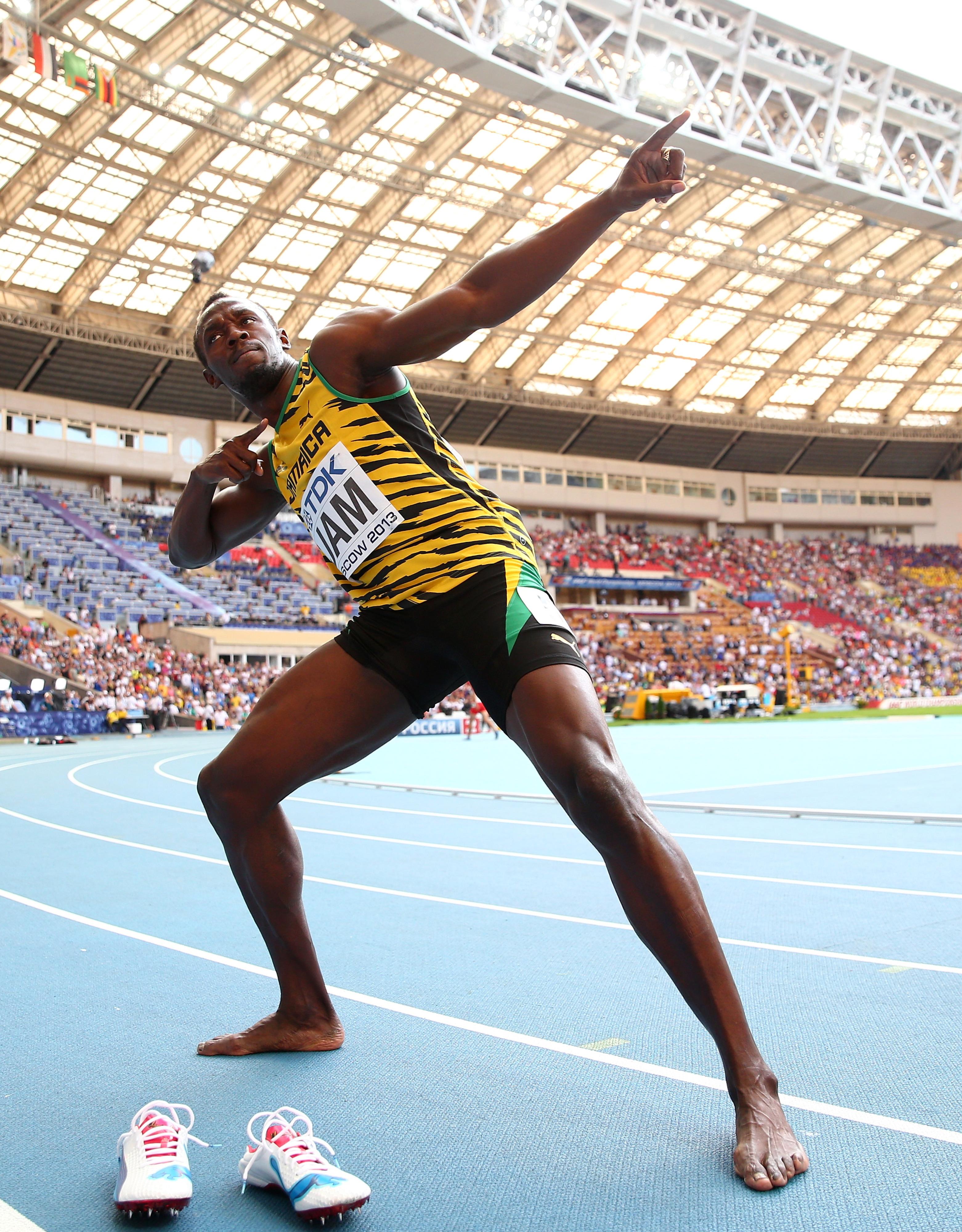 Usain Bolt retiring after 2016 Olympics in Rio de Janeiro