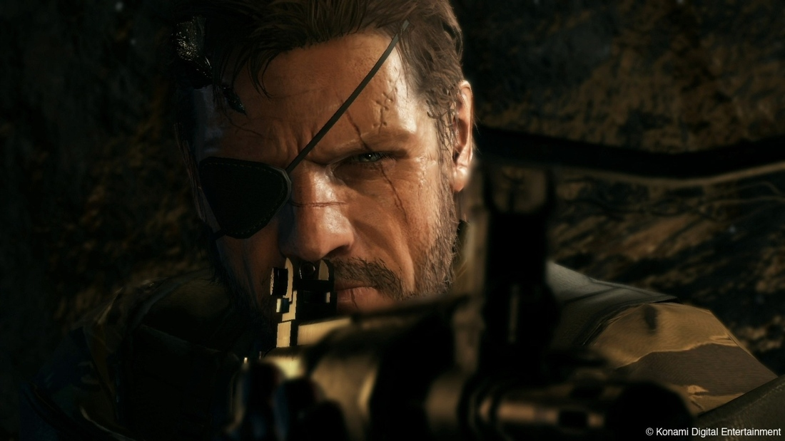 You can create your own missions in Metal Gear Solid 5