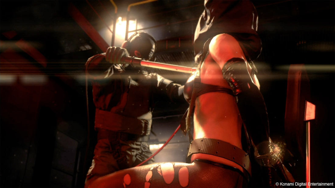 Hideo Kojima clarifies his 'sexy' approach to Metal Gear Solid 5's characters