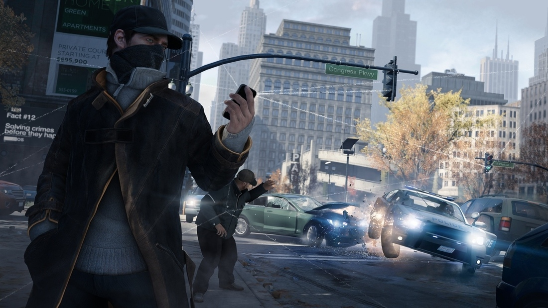 How to grief your friends with Watch Dogs' free companion app