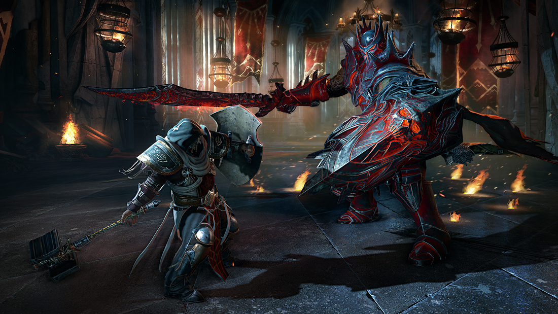 Lords of the Fallen offers a less punishing form of demon slaying