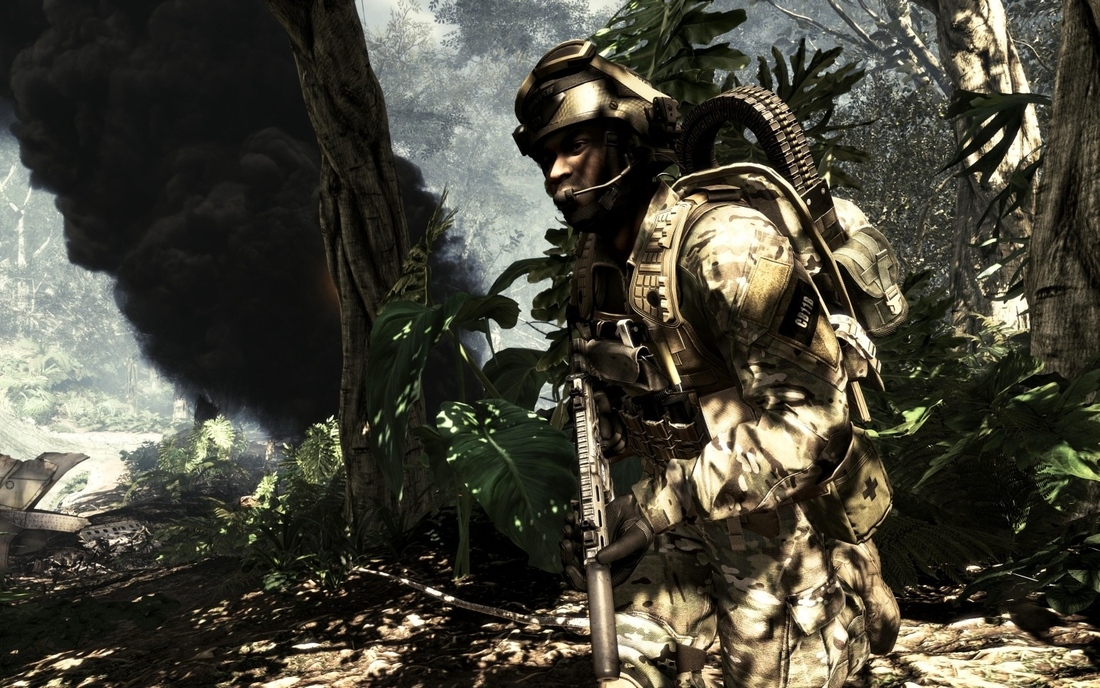 Here's how sniper rifles are changing in Call of Duty: Ghosts