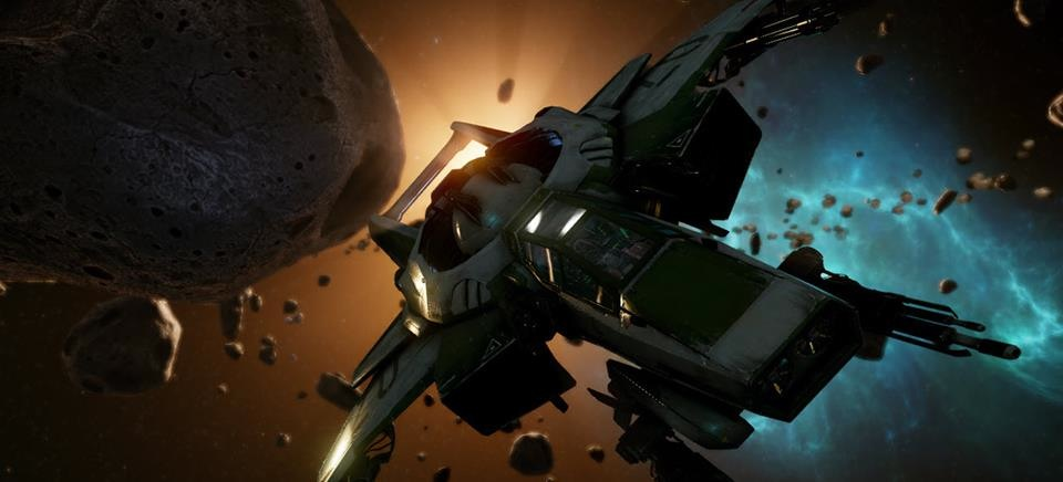 Star Citizen will add first-person combat at $20M stretch goal