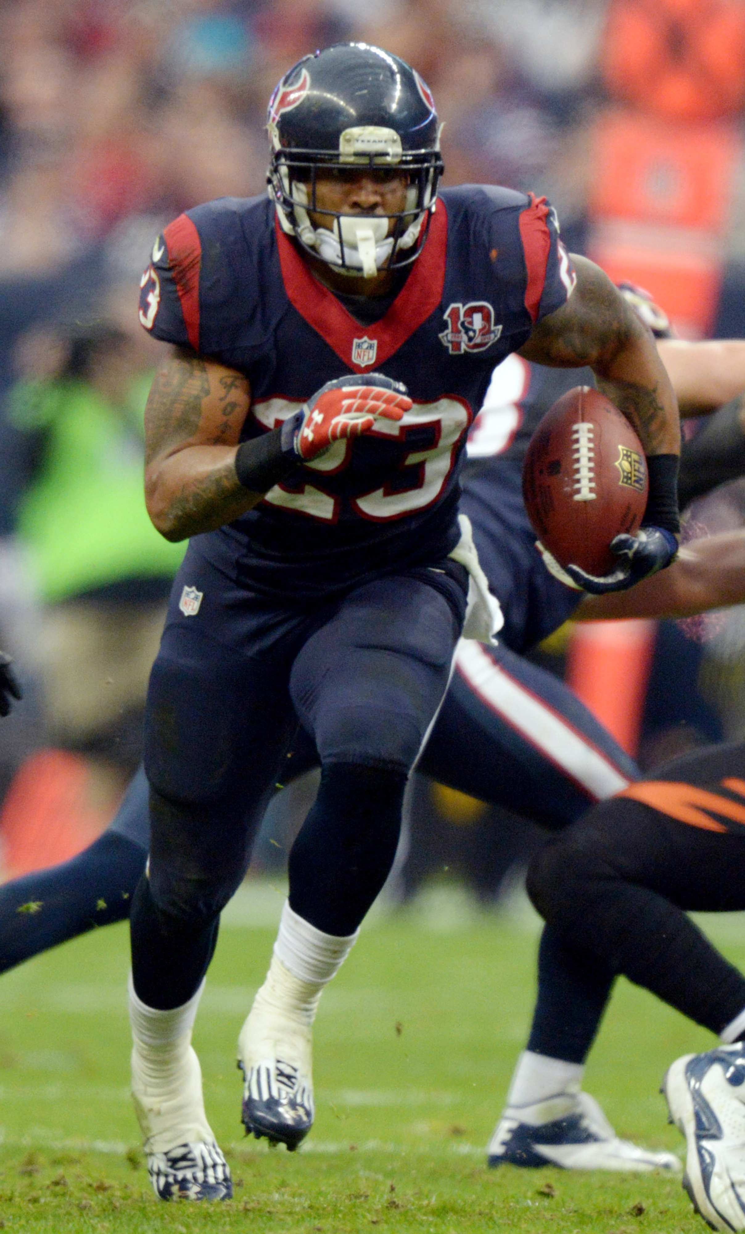 NFL injury report, Week 1: Updates on Arian Foster, Roddy White and more