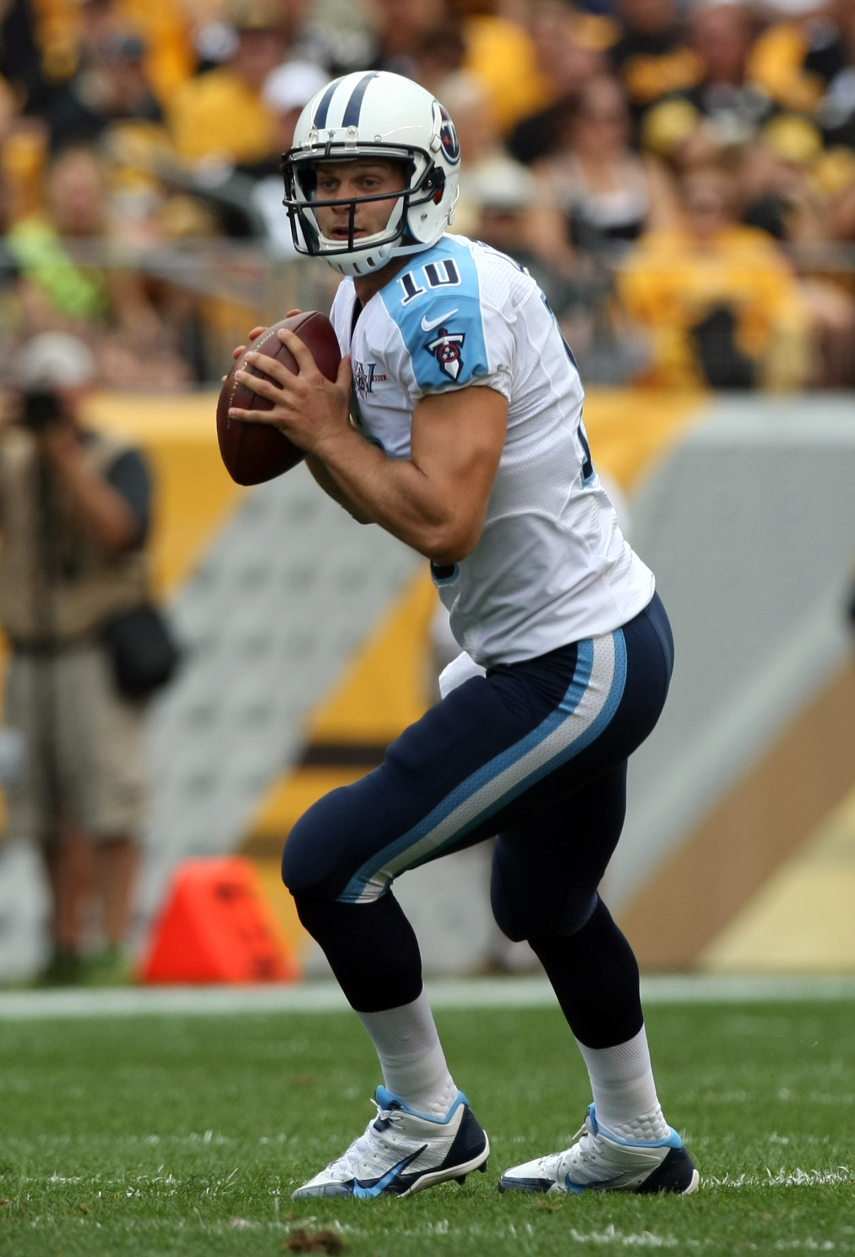 Titans vs. Steelers 2013: Tennessee 'wreaked havoc' in victory