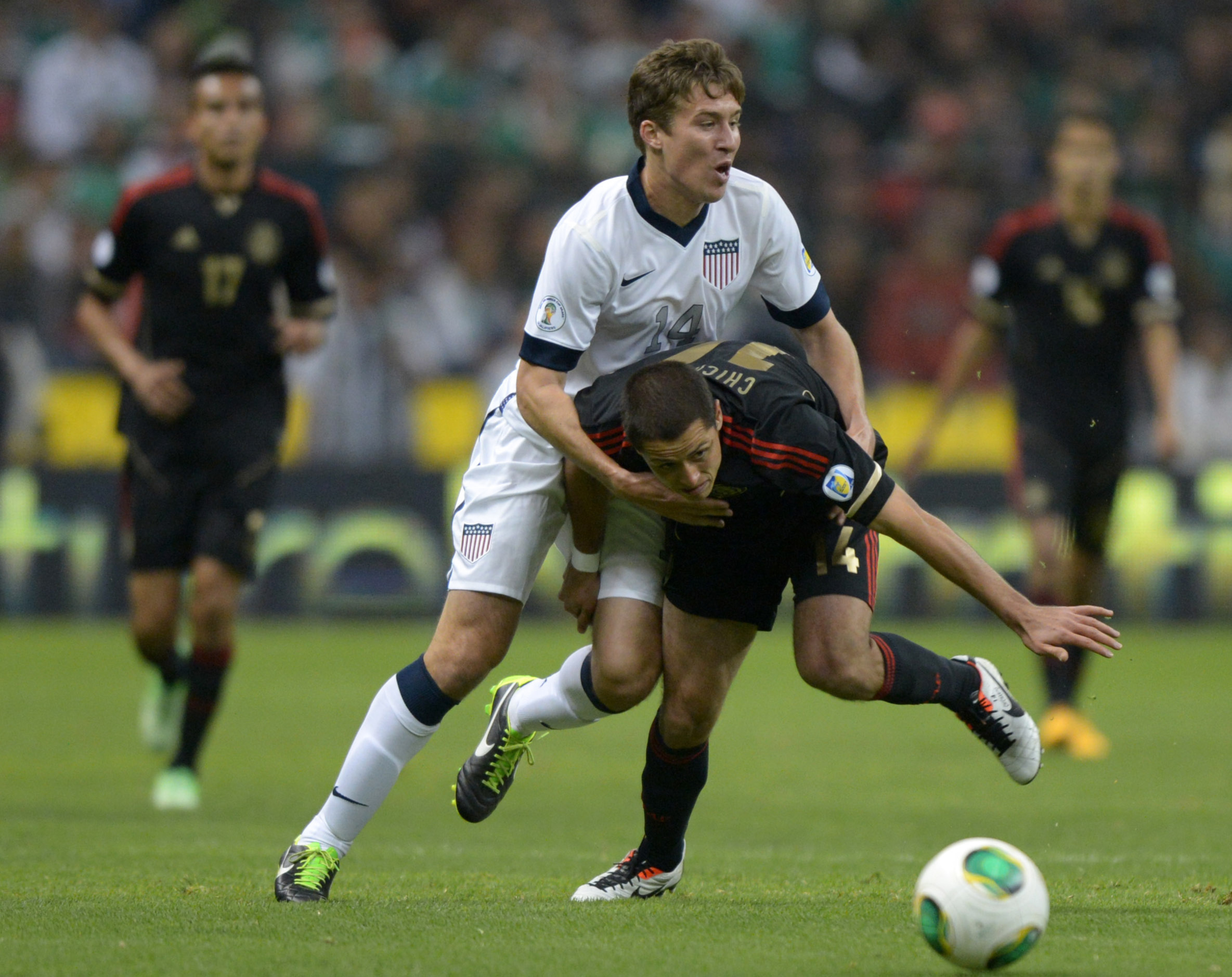 USA vs. Mexico, 2014 World Cup qualifying: Preview and TV schedule