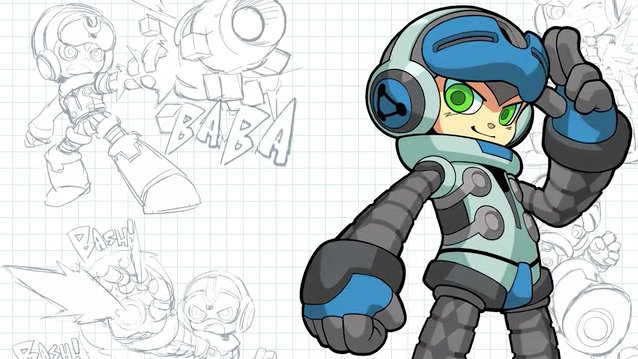 Mighty No. 9 adds PS4 and Xbox One stretch goals to Kickstarter