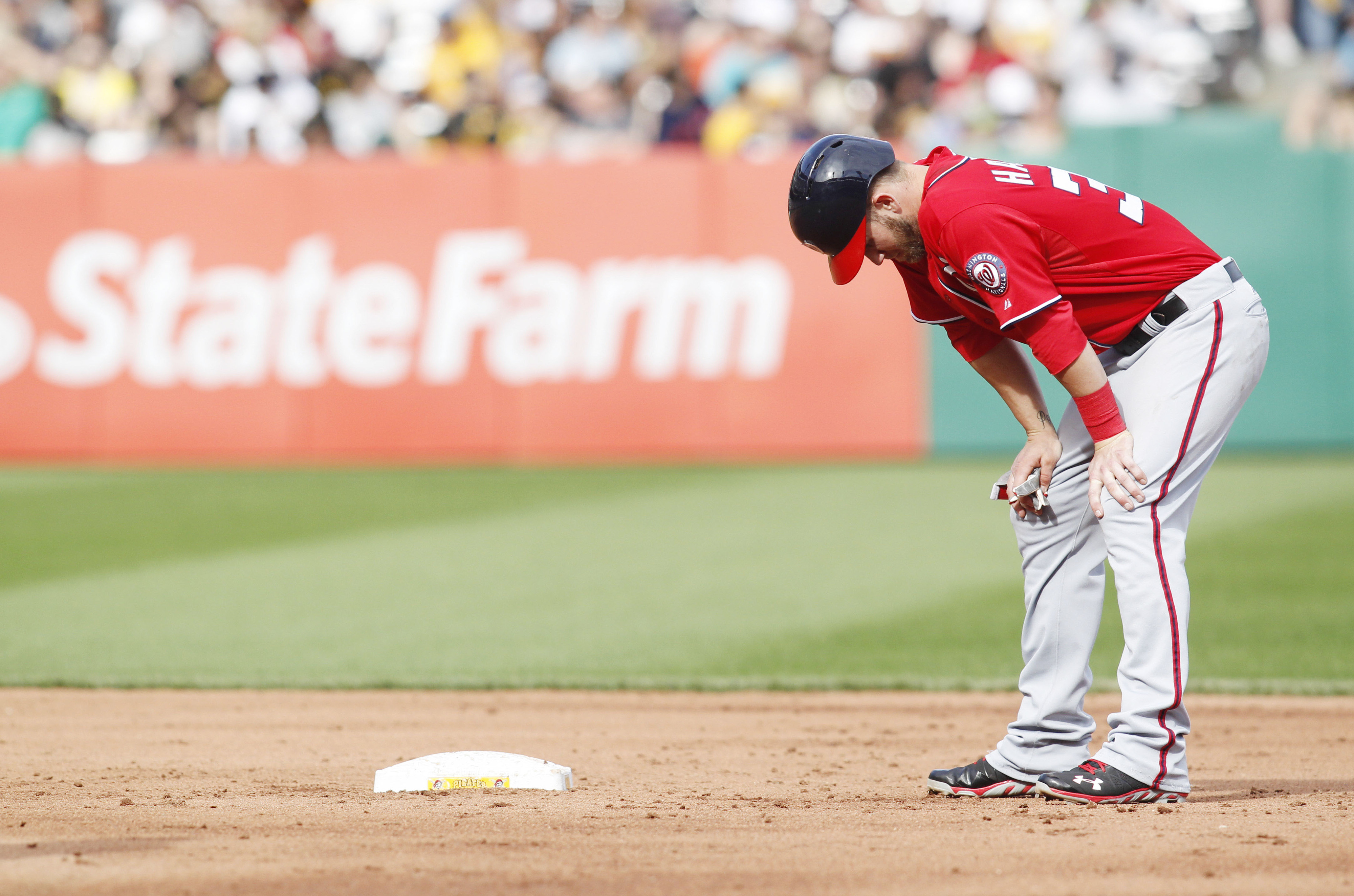 Bryce Harper injury: Nationals OF has no structural damage in hip