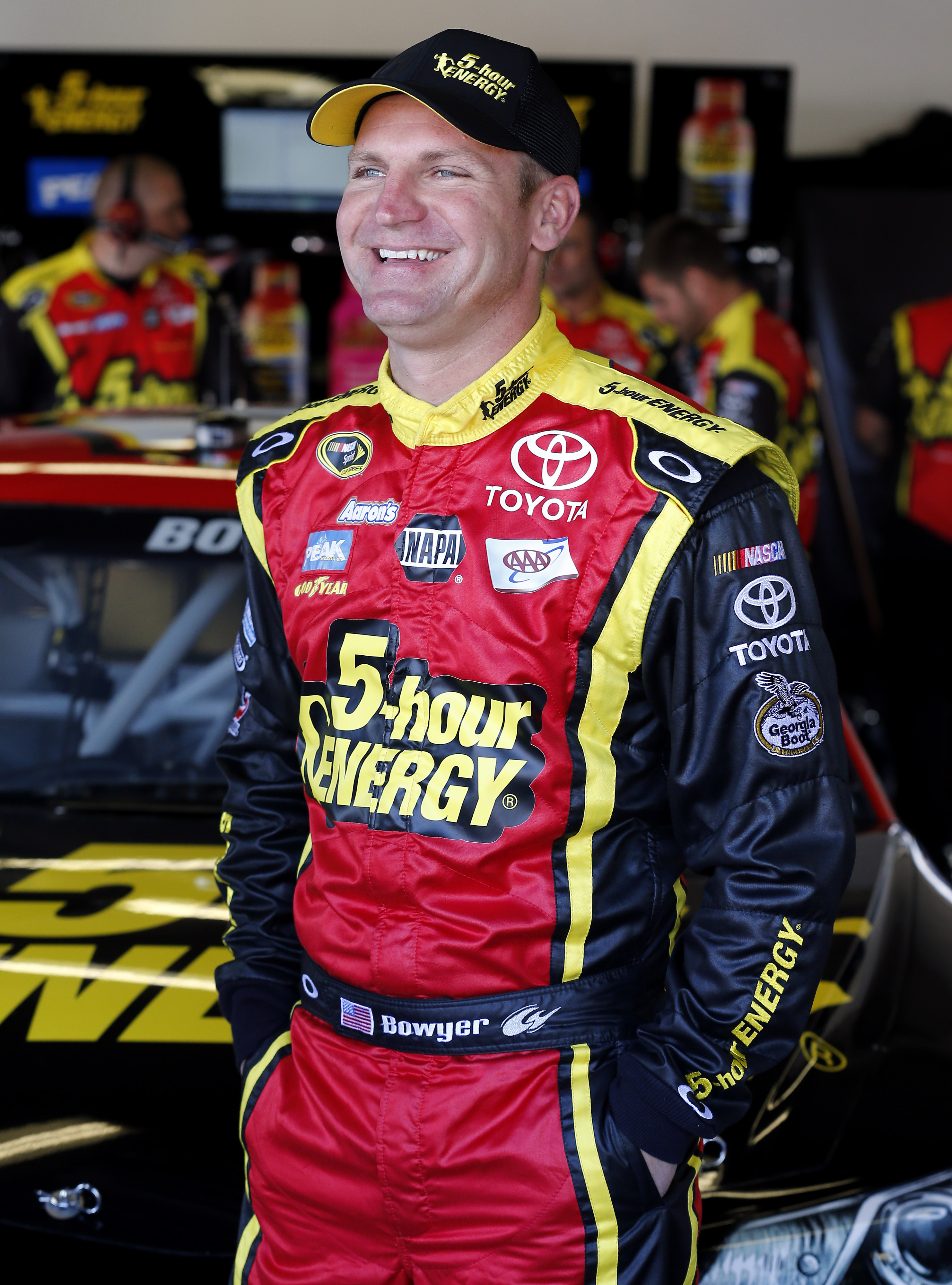 NASCAR should have come down harder on Michael Waltrip Racing
