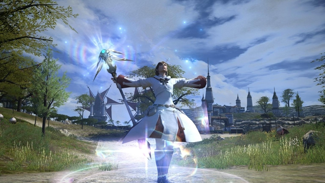 Final Fantasy 14 companion app out on iOS, coming to Android